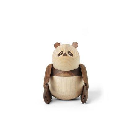 Architectmade Panda large walnoot-esdoorn H15cm - Deens design