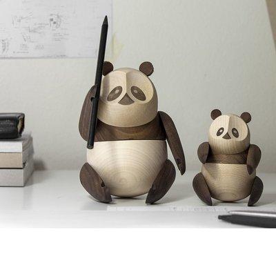 Architectmade Panda small H10cm - uniek Deens design