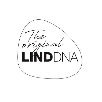 Lind DNA  Curve glasonderzetters set Hippo wit grijs 13x11cm