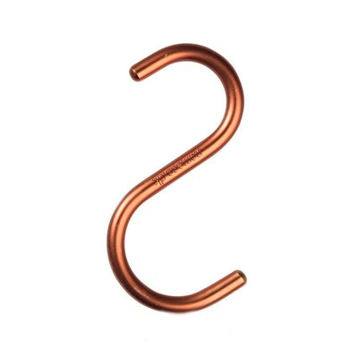 NOMESS Copenhagen S-Hook set Copper H10,5cm - 5pcs - Deens design