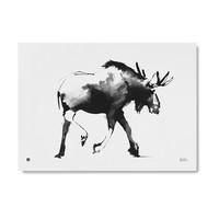Teemu Järvi  Poster Elk -eland- 70x50cm