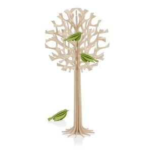 LOVI 3D kaart Tree 34cm met 3x Bird