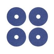 Verso Design Onderzetters Rinki Jeans blauw Ø9,5cm