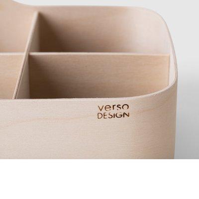 Verso Design Koppa Tool Box naturel Fins berken plywood