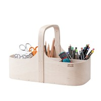 Verso Design Koppa Tool Box naturel Fins plywood