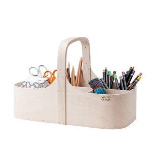 Verso Design Koppa Tool Box naturel Fins plywood