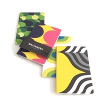 Marimekko Mini Journal set - 4 dlg
