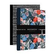 Marimekko Notebook set 2 dlg A4 - Kasvu & Räsymatto design