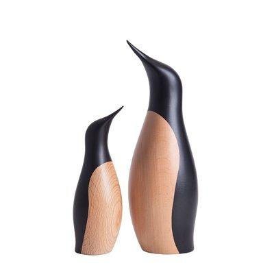 Architectmade Pinguïn small  - H18cm  - massief beuken - Deens design