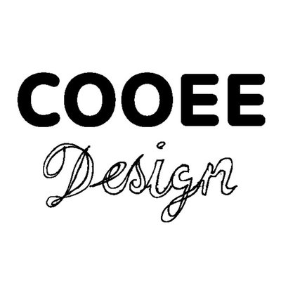 Cooee Design Woody Bird smallblack