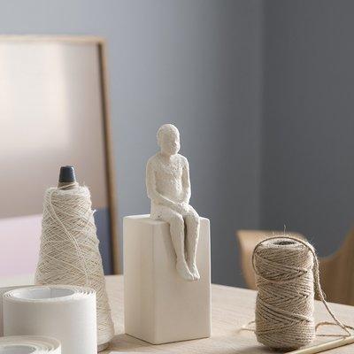 Kähler Design  Sculptuur De Dromer H22XB10,5xD10,5cm