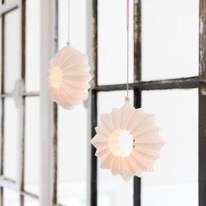 Kähler Design Stella Hanger wit Ø13,5cm