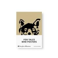 Teemu Järvi  Mini poster set Fox tales