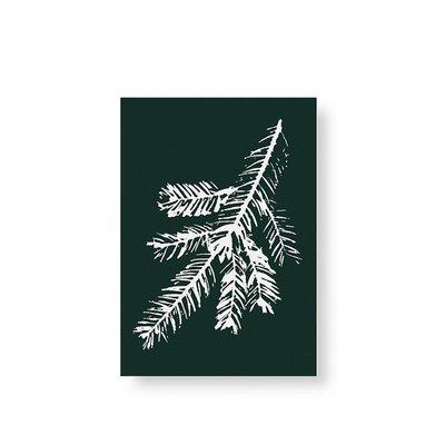 Teemu Järvi  Set 4 mini posters Leaves - A5 formaat