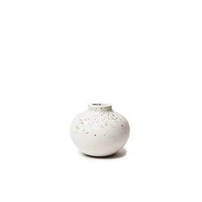 Lindform Candle Bari – Freckles melange H7cm - Handmade