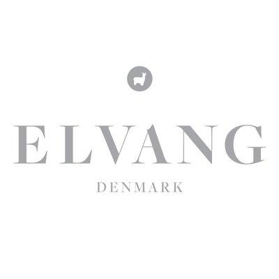 Elvang Denmark Plaid Venice Yellow Ocker - alpaca /wool - fairtrade