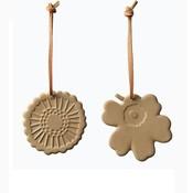 Marimekko Holiday Ornamenten Terra - Fins design