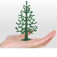 LOVI Spruce - Dennenboom set groen H14cm