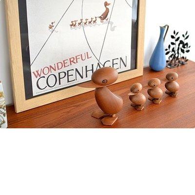 Architectmade Duckling H9cm  - designer Hans Bølling