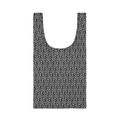 Marimekko Smartbag Pieni Unikko in zwart wit- functioneel Fins design