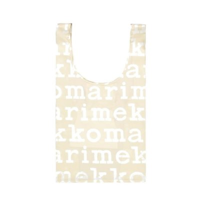 Marimekko Smartbag logo beige