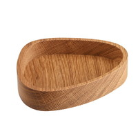 Lind DNA  Curve Woodbox  oak 12,5x14cm