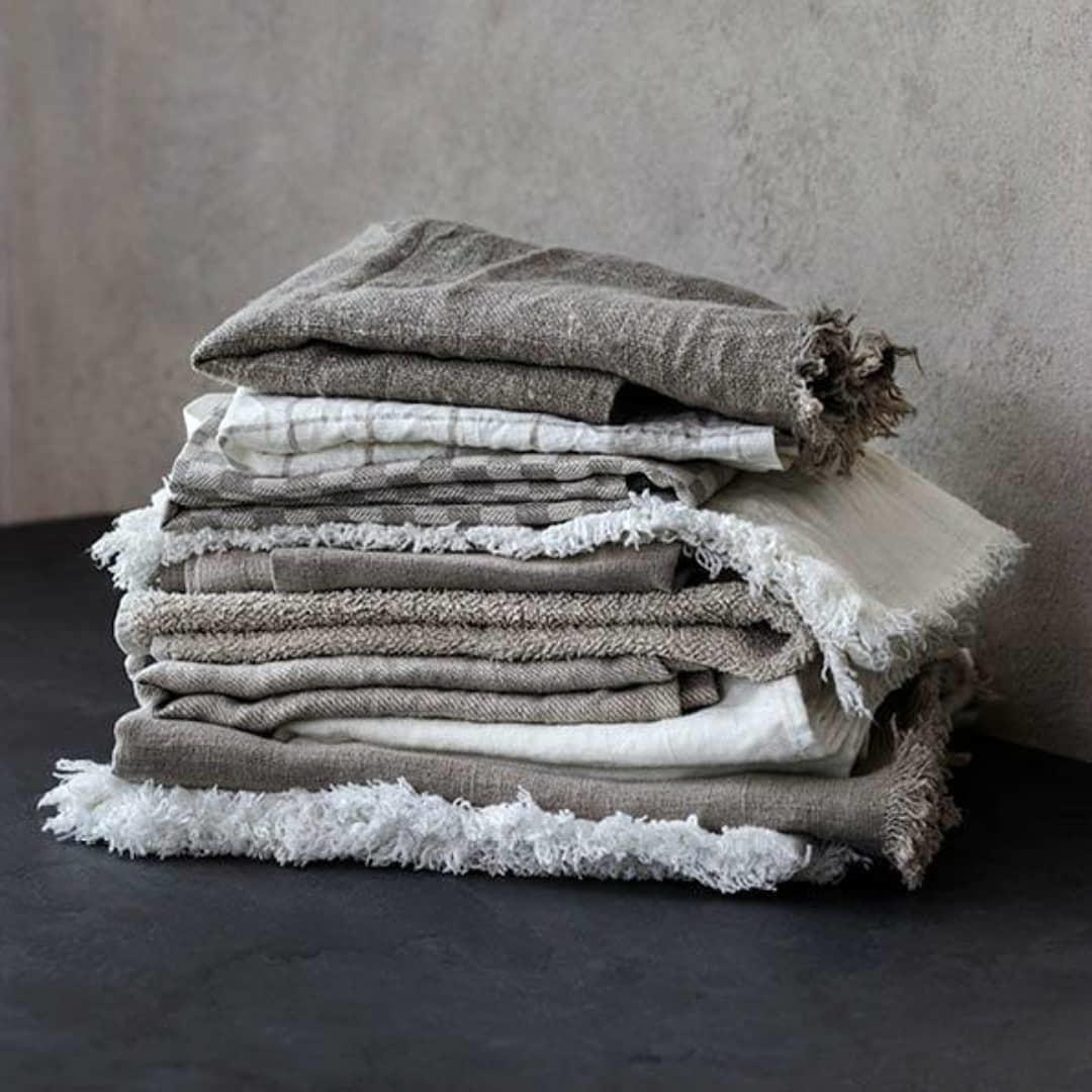 Duurzaam linnen textiel