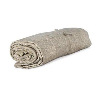 Axlings Tafelkleed Torp naturel geweven linnen 139x250cm