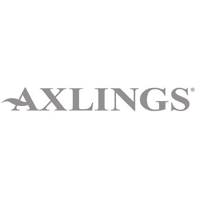 Axlings Tafelkleed Rustic Ice Blue linnen 145x250cm -  Zweeds design