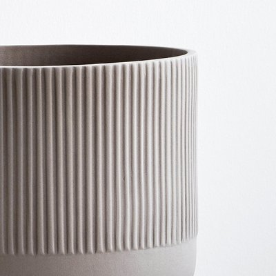 Kristina Dam BOWL - bloem pot L Ø18 x H22cm  - Danish design