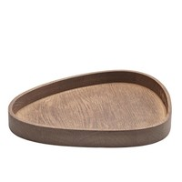 Lind DNA  Curve Woodbox L smoked oak 26x23x3cm