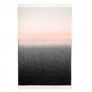 Lina Johansson Plaid Fade Rouge – wol 130x190cm