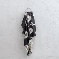 Marimekko Unikko plaid  130x180cm