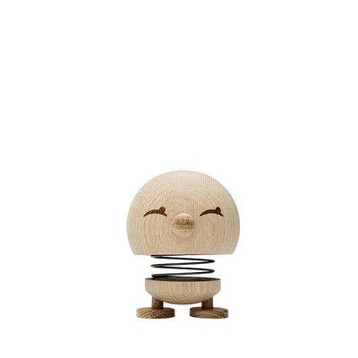 Hoptimist Woody Bimble Small Raw Oak H7cm - Danish design