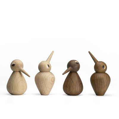 Architectmade Bird small smoked H7,5cm - Deens design classic