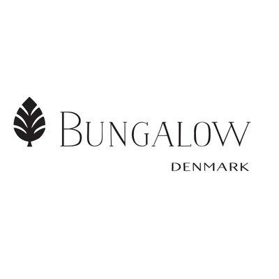 Bungalow DK Schaal Ankit large goud Ø19cm