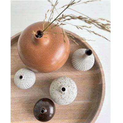Lindform Vaas Bari XL – Terracotta H15cm - handmade