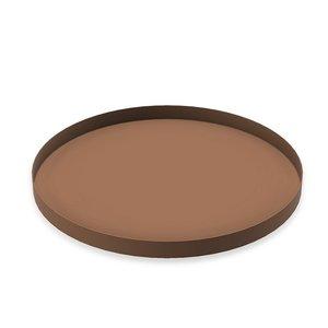Cooee Design Tray Circle Coconut Ø30cm