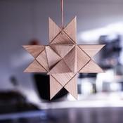 Boyhood Fröbel hanger oak 20x20x6cm - Deens design