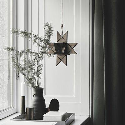 Boyhood Fröbel hanger smoked 20x20x6cm - Deens design object