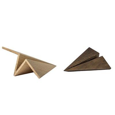 Boyhood Maverick Plane small oak  - duurzaam design object