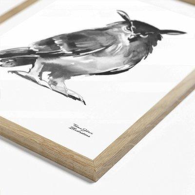 Teemu Järvi  Posterlijst eiken 30x40cm - naturel eiken