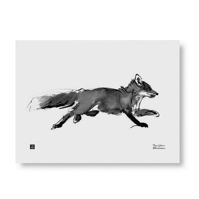 Teemu Järvi  Poster Avontuurlijke VOS  30x40cm