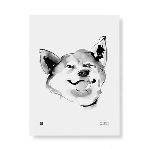 Teemu Järvi  Poster Happy 30x40cm