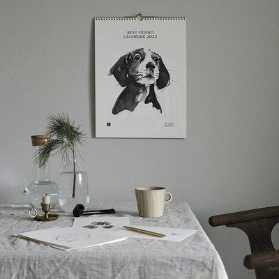 Teemu Järvi  Kalender 2022 - Best Friend