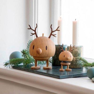 Hoptimist Reindeer Bumble H19cm  - Deens design classic