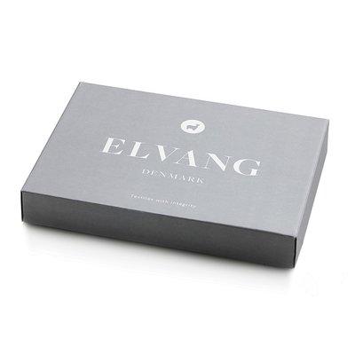 Elvang Denmark Plaid Evergreen 130x200cm - Fairtrade