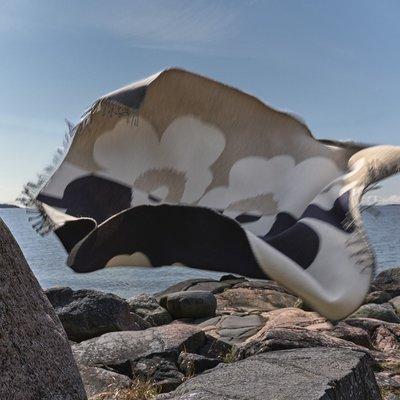 Marimekko Plaid Suur Unikko 130x170cm