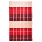 Marimekko Tafelkleed Tiiliskivi dkr rood roze offwhite 156x280cm