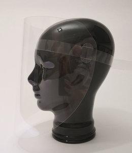 Gesichtsmaske - 180° Visier